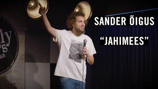 Sander Õigus - \Jahimees\