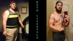 My 90 Day Keto Transformation   Keto Diet Before And After