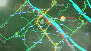 Vạn Phát sông Hậu - Khu đô thị thủ phủ công nghiệp miền Tây.