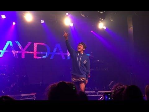 AYDAN Australian Tour 2018 - MELBOURNE 18/08/18