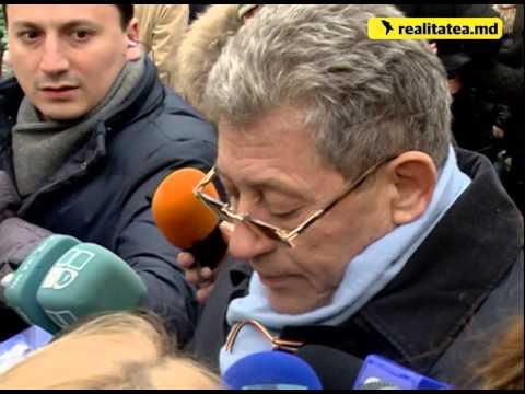 "Mihai Ghimpu: ""Chirtoacă-i de jinî"""