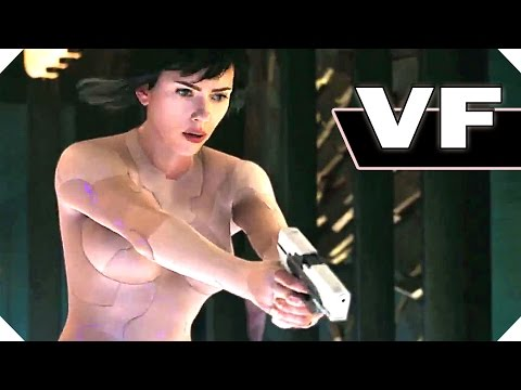 GHOST IN THE SHELL : Les premières minutes du film avec Scarlett Johansson ! streaming vf