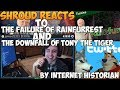 Shroud Reacts To The Failure of Rainfurrest and Tony the Tiger by Internet Historian