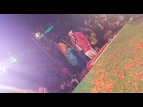 Rajesh pardesi & Archana Tiwari stage show on Patna.