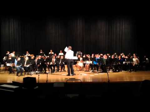 Peekskill Middle School Winter Concert Part 2