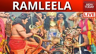 Dussehra 2021 LIVE: Ramlila Live Ayodhya   Delhi   Lucknow   Indore   India Today Live TV