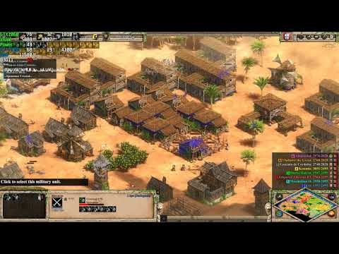Age Of Empires II: Definitive Edition PC Gameplay | GTX 1060 Ultra 1080p +60fps | 2019 Steam