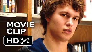 Men, Women & Children Movie CLIP - You Didn't Respond (2014) - Ansel Elgort Movie HD
