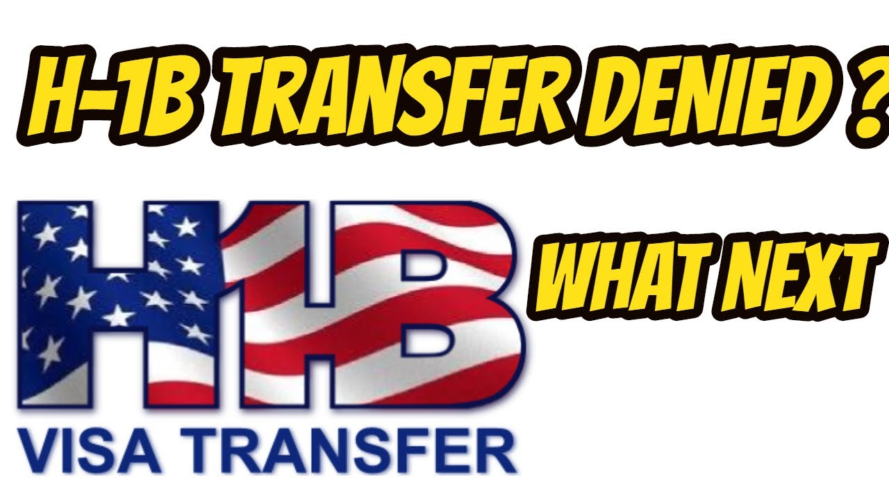 H-1B Transfer while in US