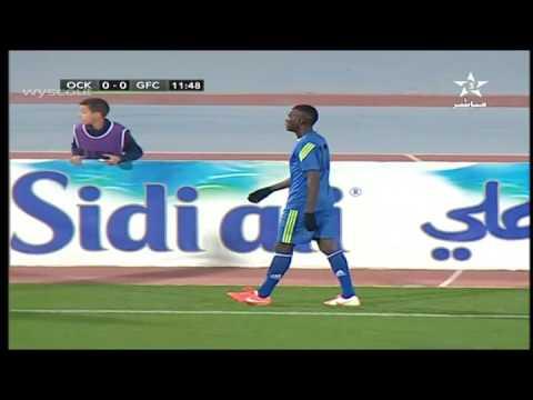 Khouribga - Gamtel (CAF Champions League)