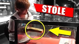 HE WAS ABLE TO PICK UP THIS INGOT! 12 PEOPLE WHO BROKE THE SYSTEM