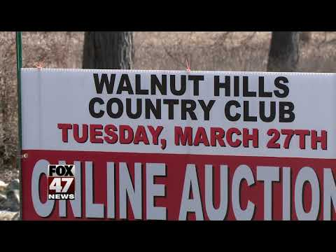 Walnut Hill Country Club in East Lansing is officially closing its doors