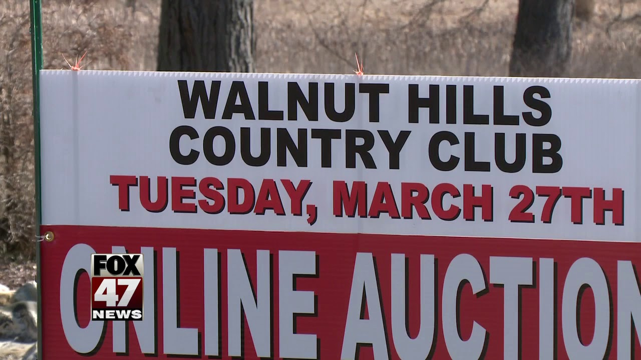Walnut Hill Country Club In East Lansing Is Officially Closing Its