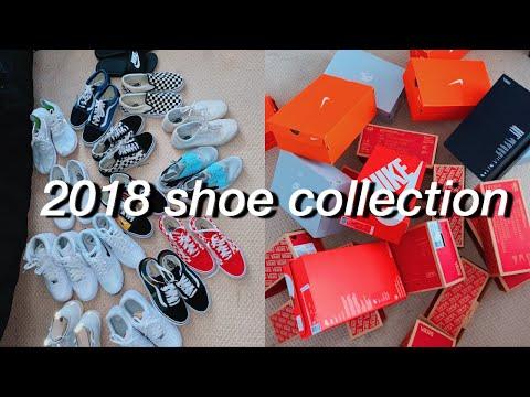 My 2018 Shoe Collection   Azlia Williams