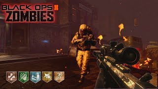 CALL OF DUTY: BLACK OPS 2 ZOMBIES PS3 | PUEBLO Y MOB OF THE DEAD JUGANDO CON SUSCRIPTORES