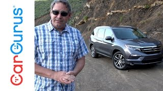 2017 Honda Pilot | CarGurus Test Drive Review