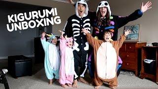 Unboxing Japanese Kigurumi - Kawaii Cosplay / Halloween Costumes