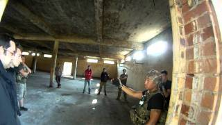 C.E.P. Paintugal CQB Lesson with Hostile Intentions - Part 1