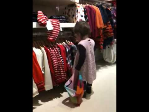 Shopping Queen (15 months)
