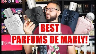 Top 10 Parfums de Marly Fragrances + Special Announcement!
