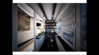 Ремонт квартиры   до и после(Наш сайт http://remontmaker.ru/ Завершающее видео - продолжение видеообзора ремонта квартиры по улюНовороссийсая..., 2013-12-31T17:30:23.000Z)