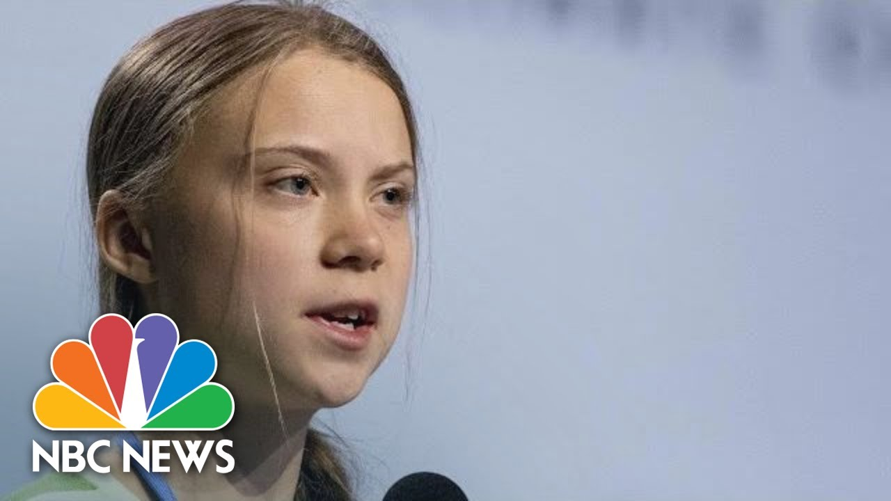 Greta Thunberg Blasts 'Clever Accounting And Creative PR' At U.N. Climate Conference | NBC News