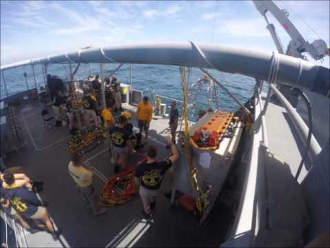 U.S. Navy Dive School: Class 15-20-2C/DMT