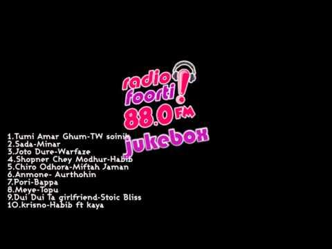 Radio Foorti Hit Playlist 3(2007-2010)