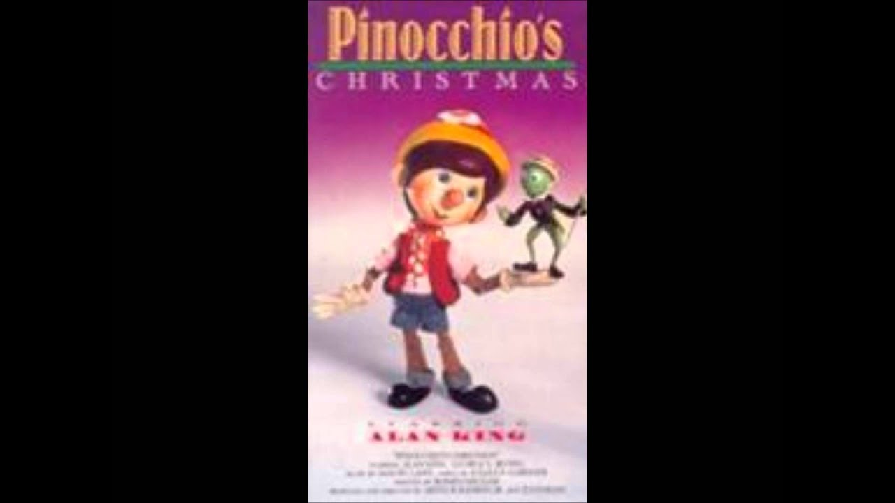 Pinocchio's Christmas, Love, The Perfect Gift For Christmas Day ...