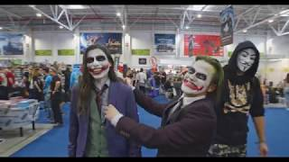 Crystal Video Pro 200 and Pro 300 Plus - Test si Review la East European Comic Con