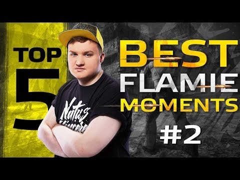 TOP5 Best flamie moments #2