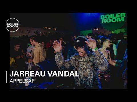 Jarreau Vandal Boiler Room x Appelsap Festival 2017 DJ Set