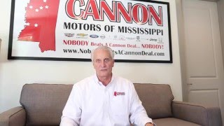 Welcome to Cannon Motor Company