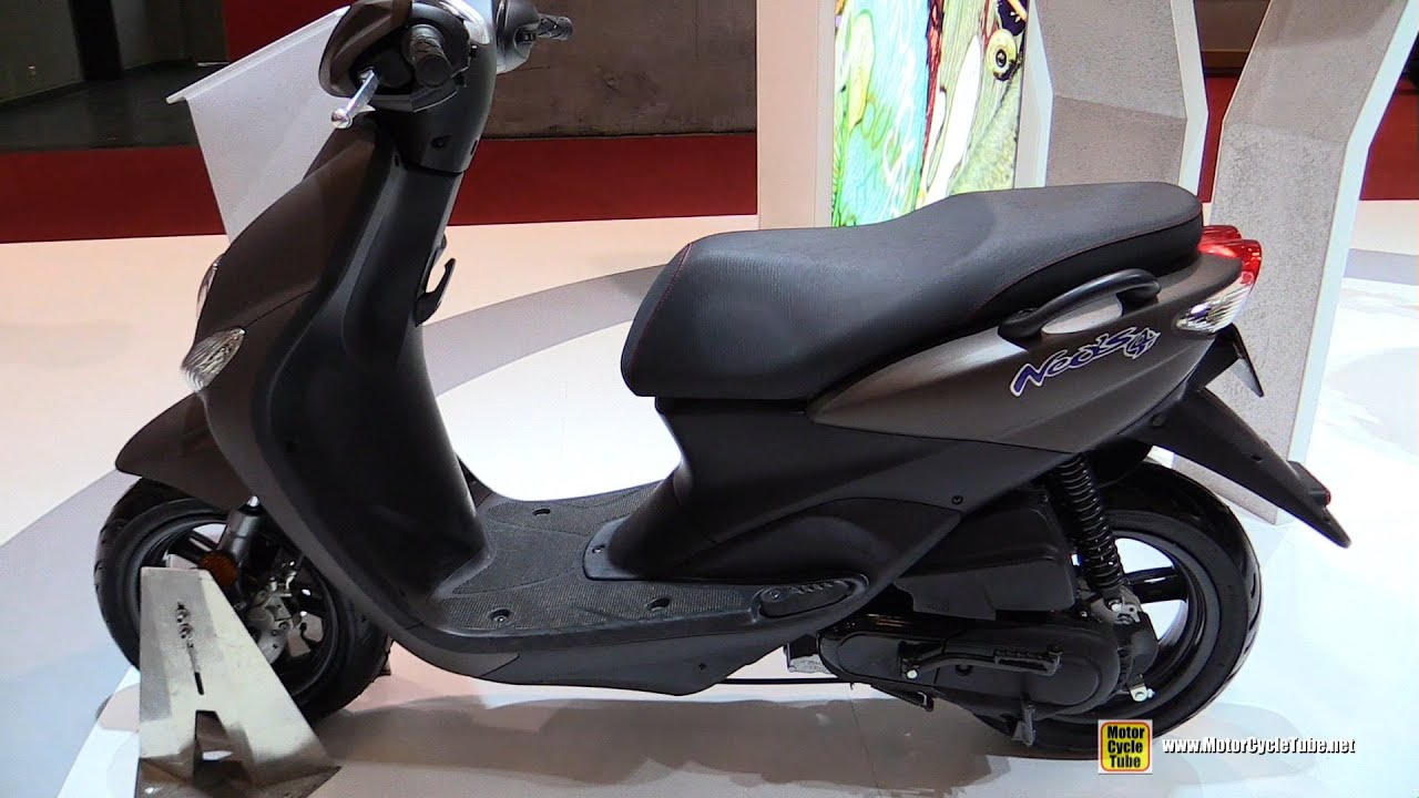 2016 yamaha neo 39 s 4 50cc scooter walkaround 2015 salon de la moto paris youtube. Black Bedroom Furniture Sets. Home Design Ideas