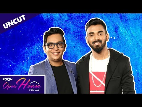 Indian Cricketer KL Rahul On Open House With Renil | Full Episode