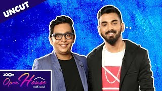 Indian Cricketer KL Rahul On Open House With Renil | UNCUT