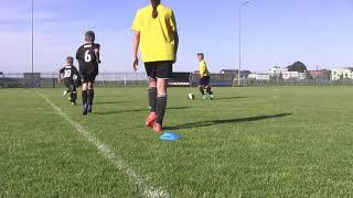 CZ8-FC Yellow Junior-Ogólnopolski Turniej Jarocin Cup 2019-II meczyk II-III Kwarta Ap Reisa Jarocin