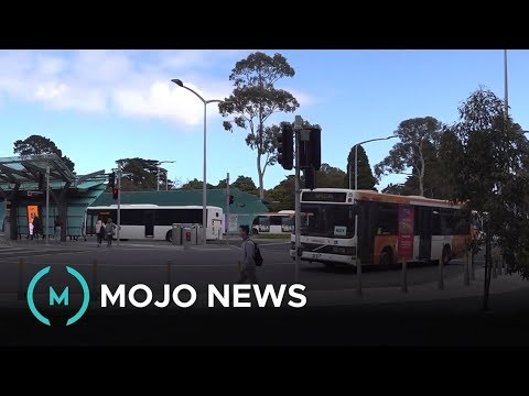 Monash Uni library and bus disruptions