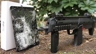 iPad MIni vs H&K MP7 thumbnail