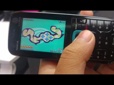 Nokia 5320 game: Jelly chase 2009 HD S60v3