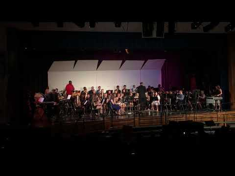 North Babylon High School Band  - Spring 2017 - Spain