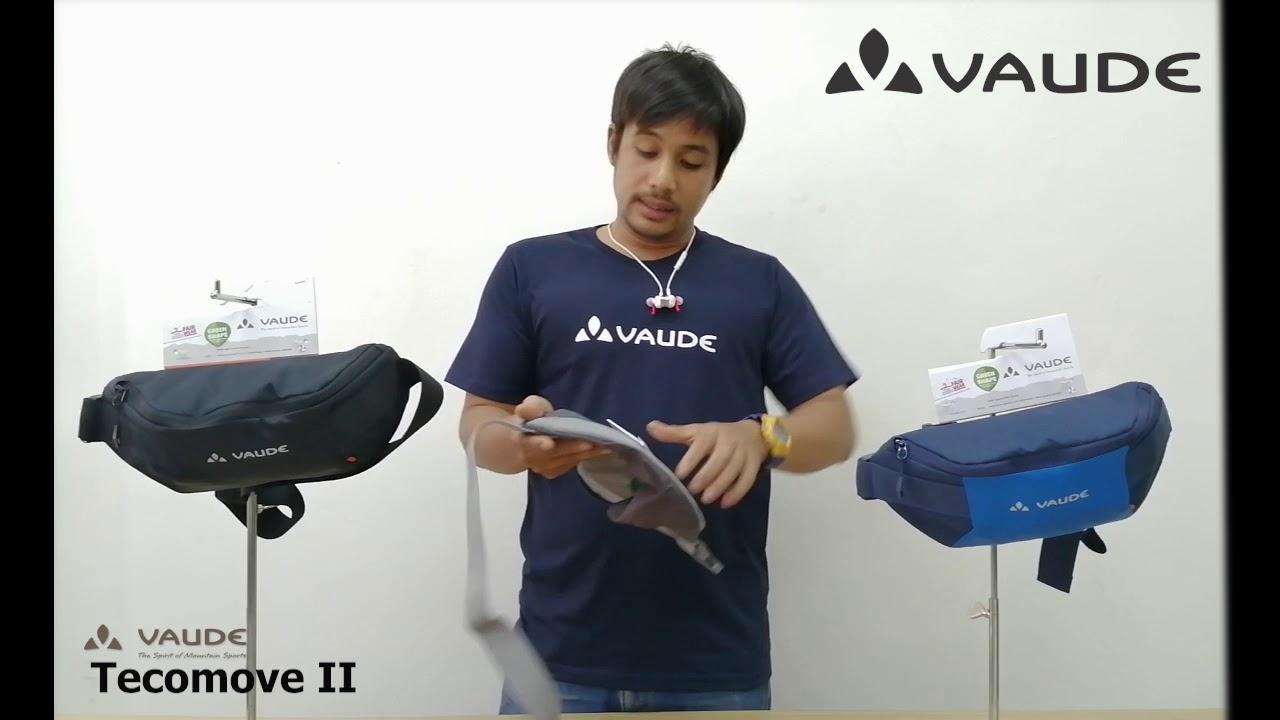 VAUDE Tecomove Ii City G/ürteltasche Unisex