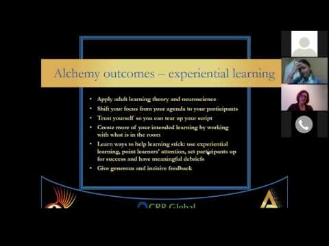 Alchemy course - how it works and what you get from it