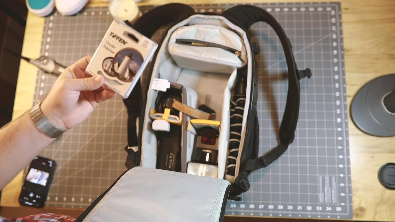Black Lowepro Flipside 300 AW II Camera Backpack