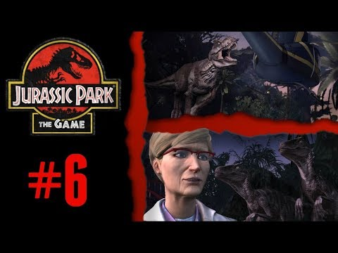 Who is Doctor Laura Sorkin? - Jurassic Park: The Game - Part 6