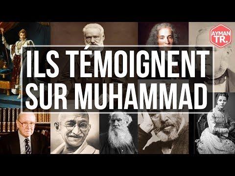 20 CÉLÉBRITÉS S'EXPRIMENT SUR LE PROPHÈTE MUHAMMAD