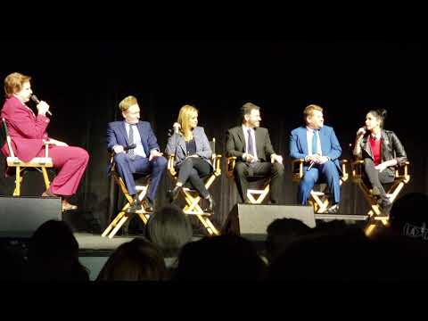 Ron Burgundy interviews Conan OBrien, Kimmel, Sarah Silverman, James Corden, Samantha Bee #TeamCOCO