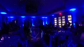 Uplighting & Gobo Projector for your wedding