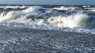 Zwei Sturmfluten trafen auf die Sylter Küste