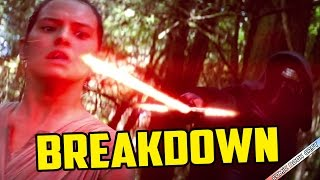 Star Wars The Force Awakens INTERNATIONAL Trailer BREAKDOWN